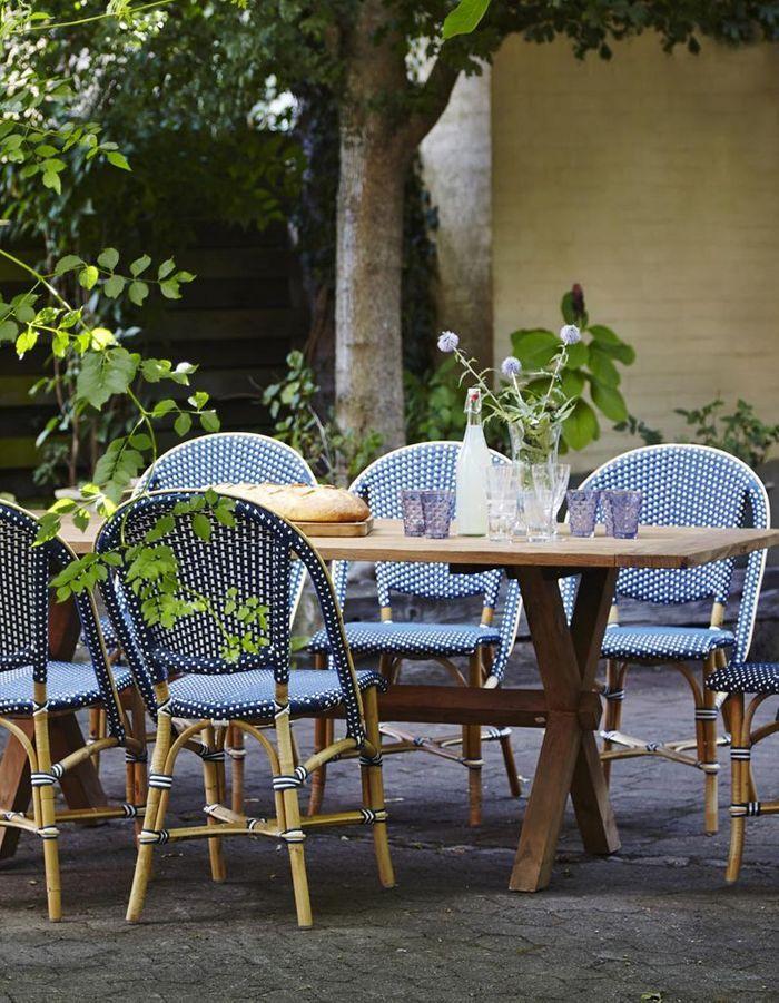 Chaise de jardin Sika Design