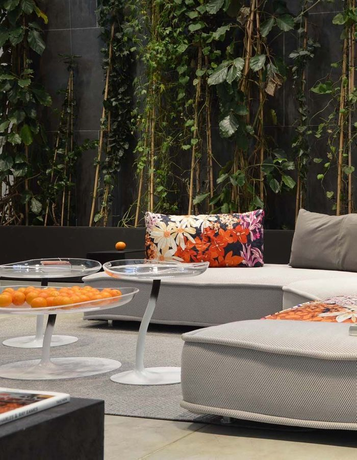 Table basse de jardin Roche Bobois