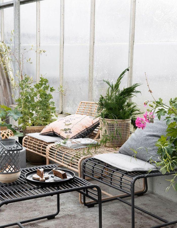 Table basse de jardin House Doctor