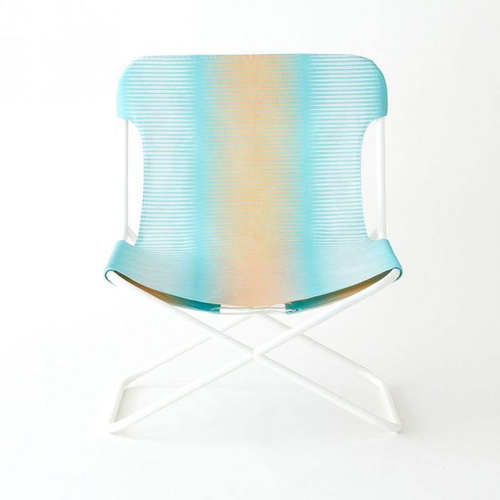 Fauteuil camping design