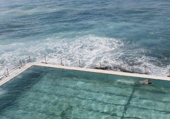 Bondi Beach Icebergs