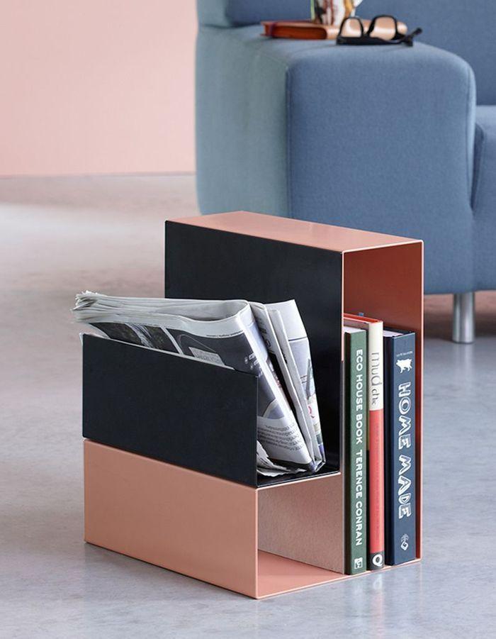 Un système d'étagère design pour la Fête des Mères
