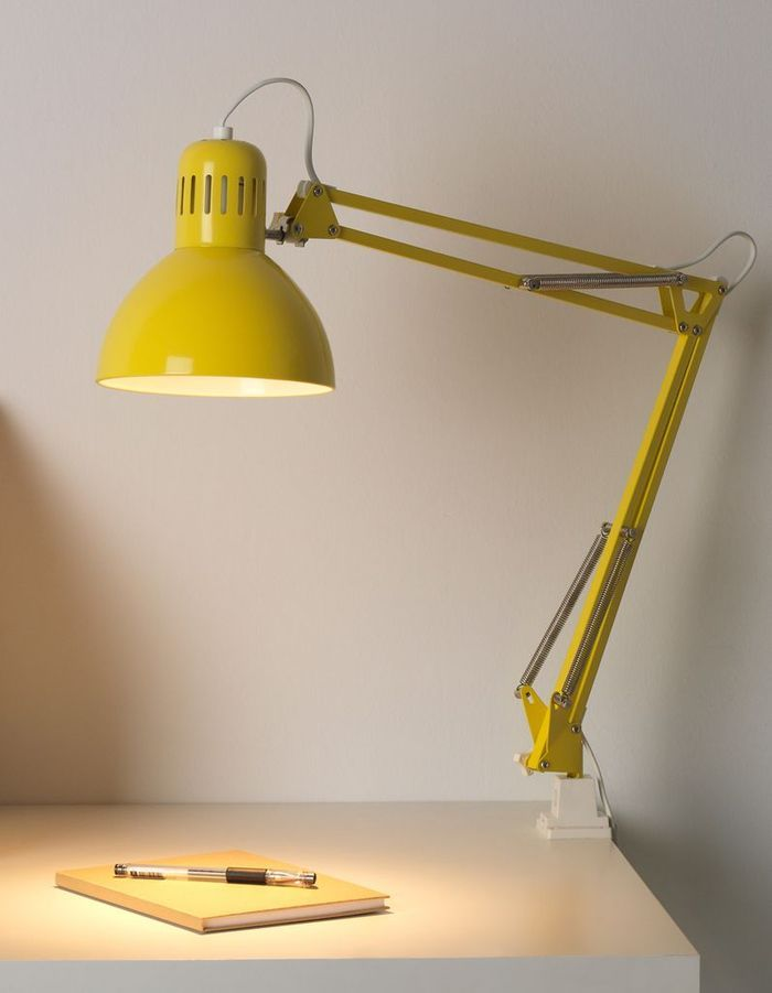 Lampe à pince Ikea