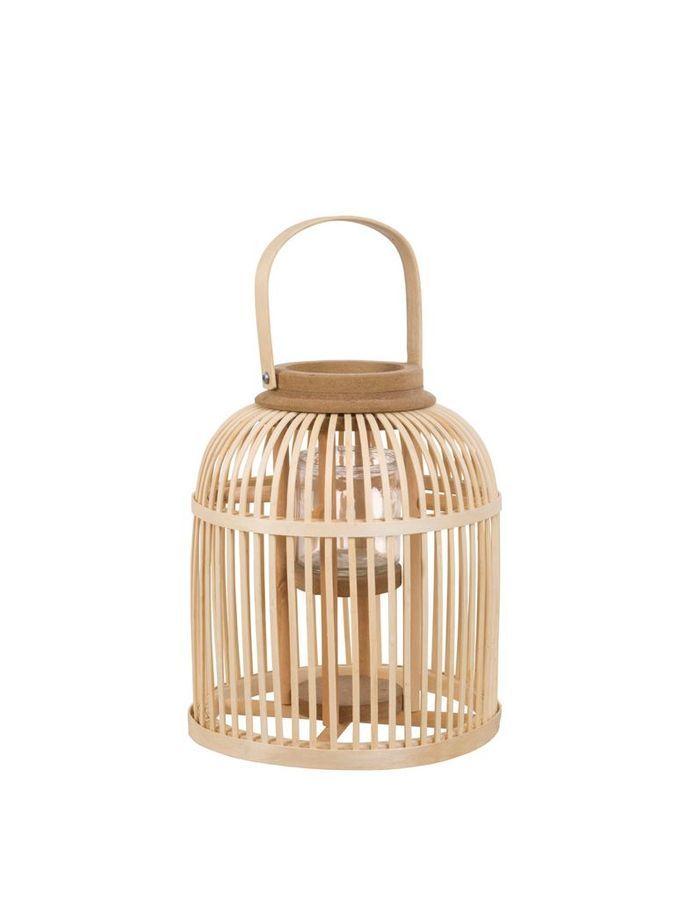 Lanterne en bambou Maisons du Monde