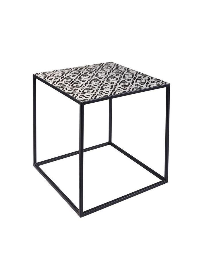 Table d'appoint en métal Maisons du Monde