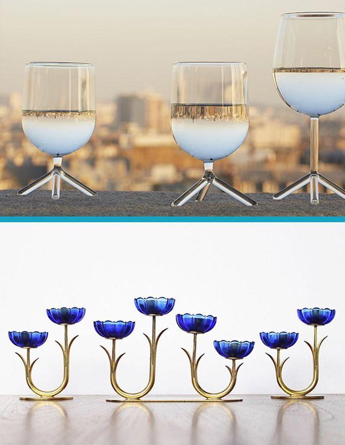 L'amour de la table