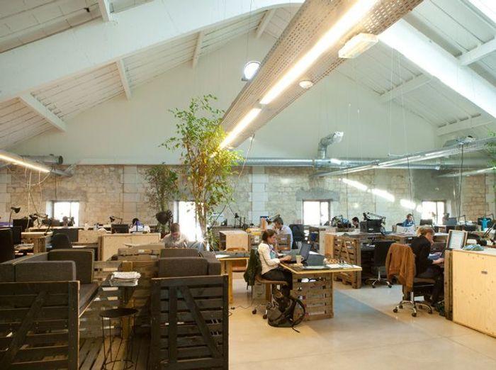 """""""Darwin""""/ Bordeaux : le coworking éco-responsable"""