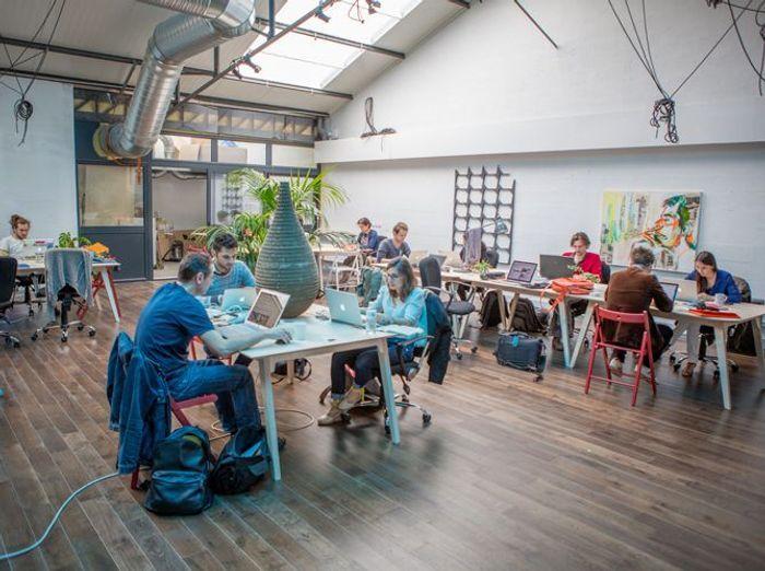 """""""Volumes"""" : le coworking touche-à-tout"""