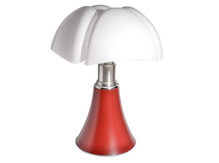Lampe rose Martinelli
