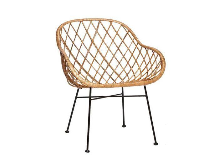 Lovely market chaise osier
