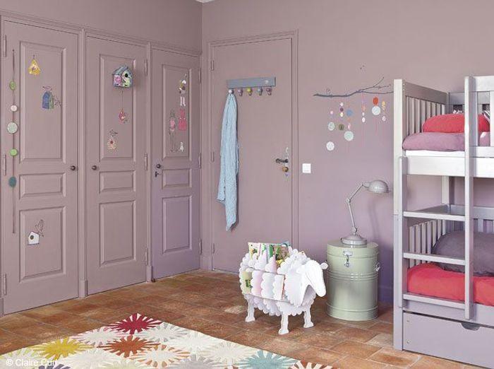 40 idées déco pour une chambre d\'enfant - Elle Décoration