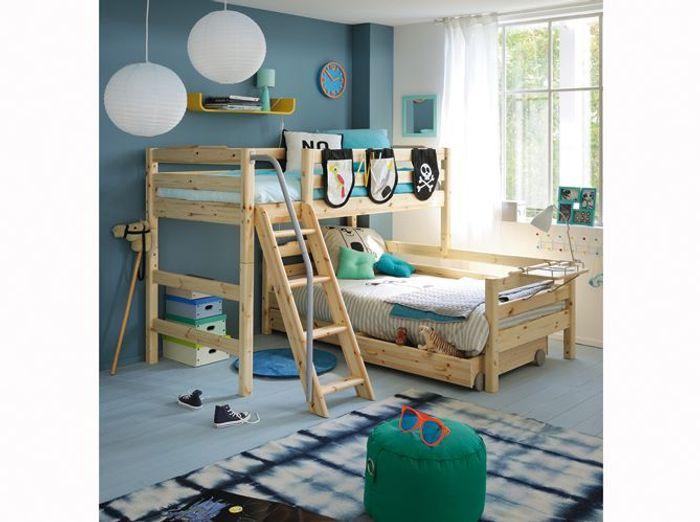 Adoptez le lit mezzanine