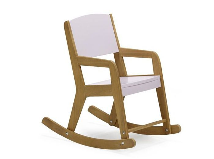 Rocking chair vintage pour enfant