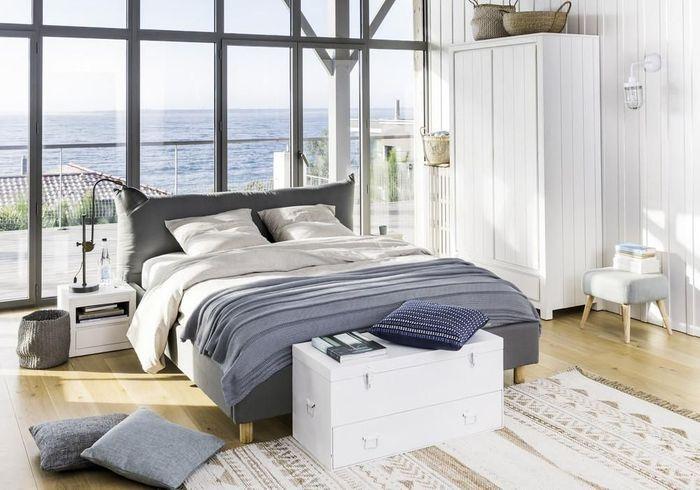 Parure de lit en lin Maisons du Monde