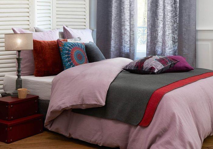Parure de lit en lin Madura