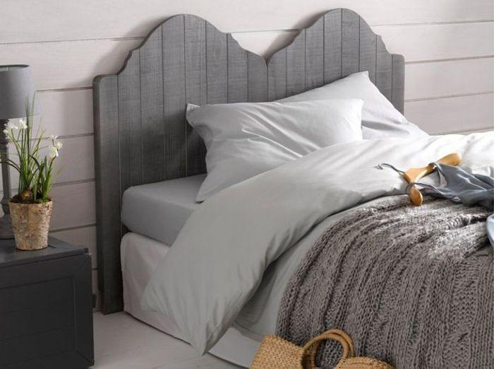 Une tête de lit classique