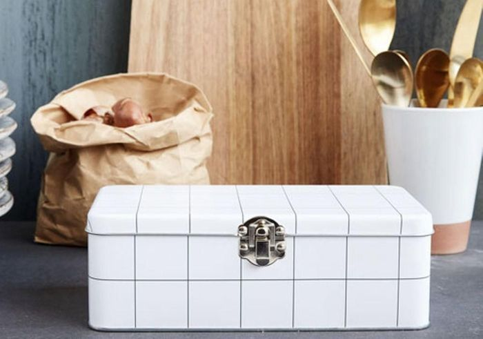 Une lunchbox graphique House Doctor