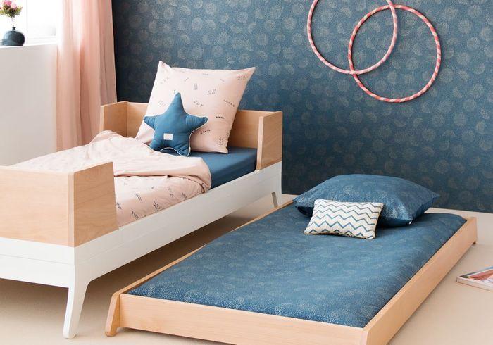 Un lit trompe l'œil qui en cache un autre