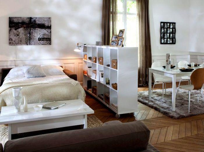3 astuces pour aménager un petit studio - Elle Décoration