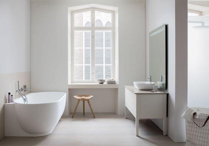 10 fa ons de se cr er une salle de bains zen elle d coration. Black Bedroom Furniture Sets. Home Design Ideas