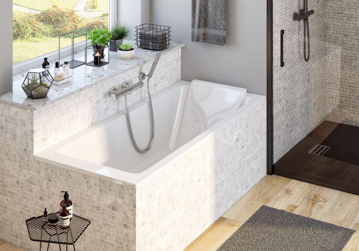 S'attacher aux détails pour une salle de bains zen