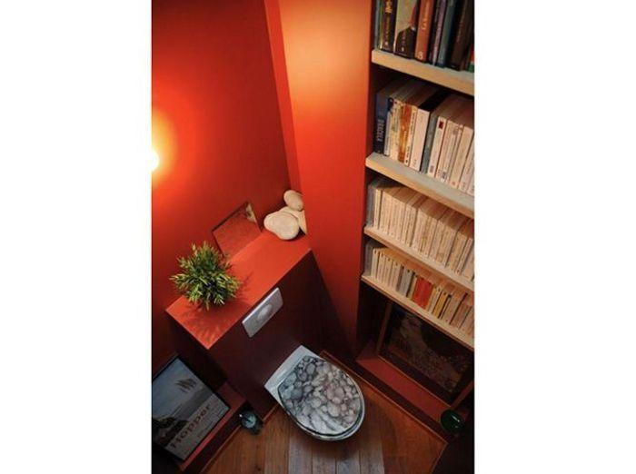 WC : aménager et décorer les toilettes - Elle Décoration