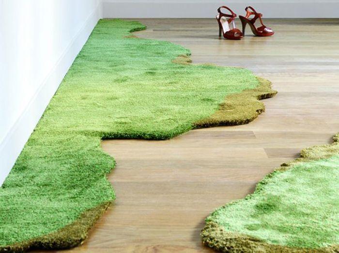 Az & mut tapis pelouse
