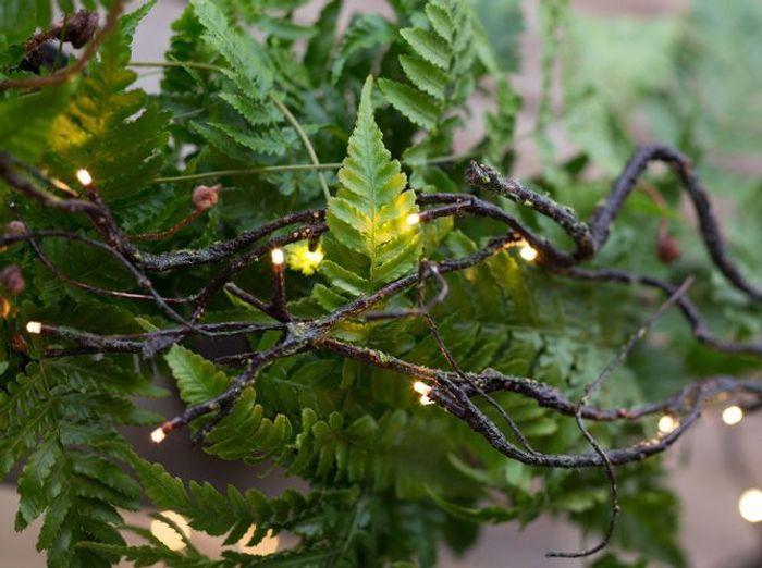 Guirlande lumineuse botanic