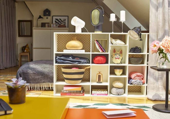 Séparer les espaces via un meuble