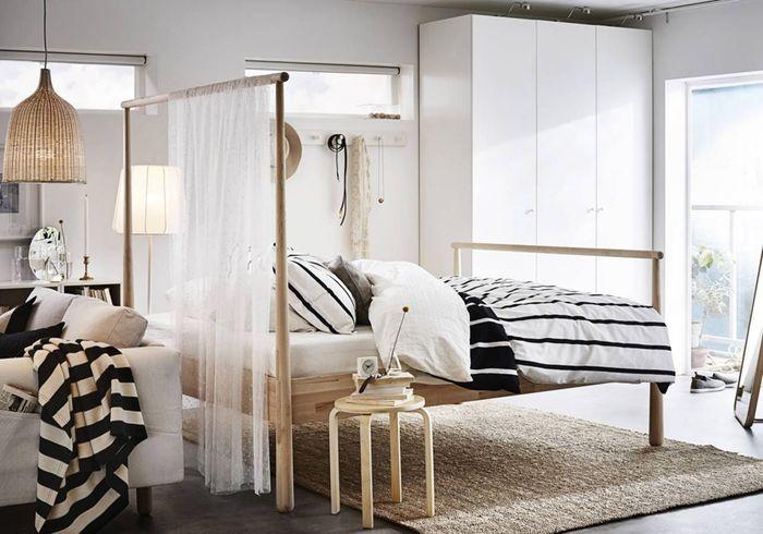 Séparer les espaces via une tête de lit