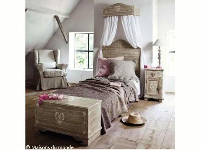 >> Un chambre romantique