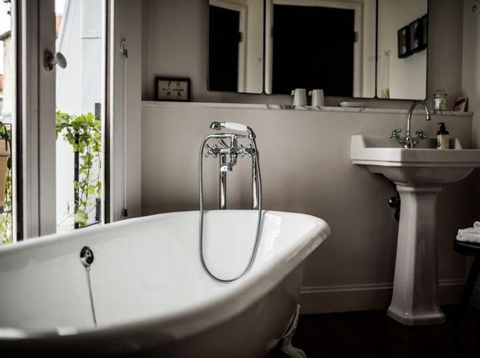 Salle de bains hotel le pigalle