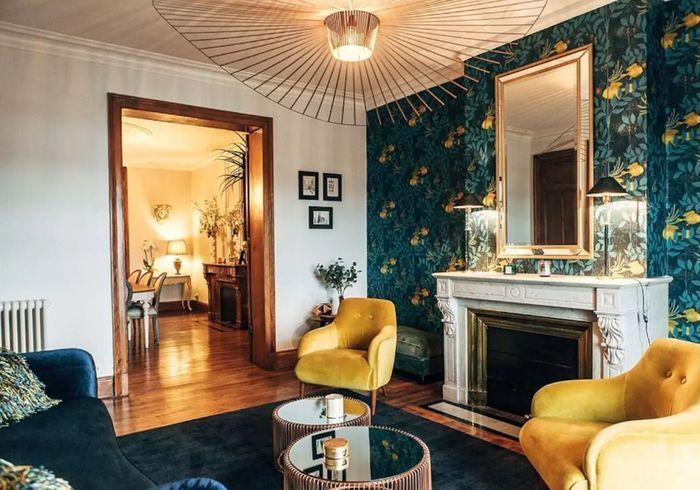Appartement classique-chic à Bordeaux