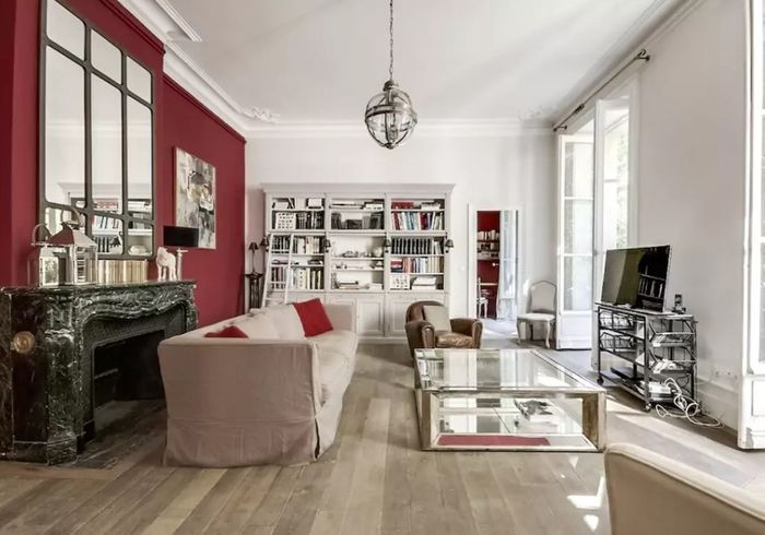 Appartement dans un hôtel particulier à Bordeaux