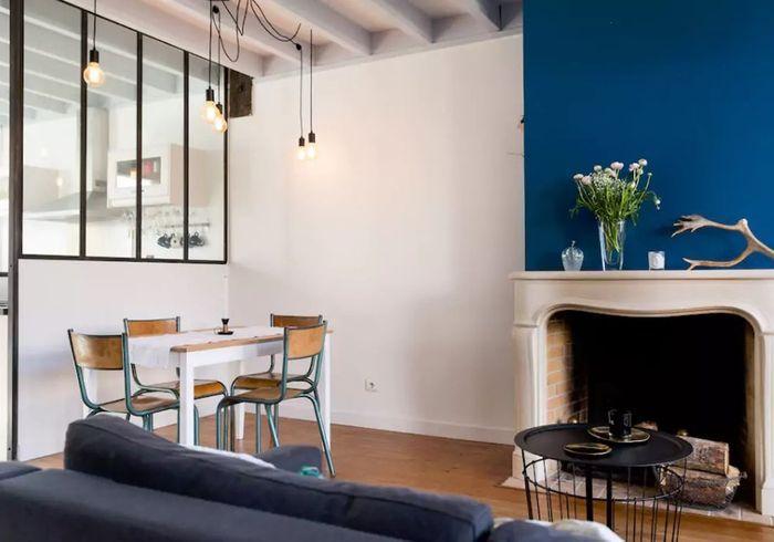 Chai rénové en loft à Bordeaux