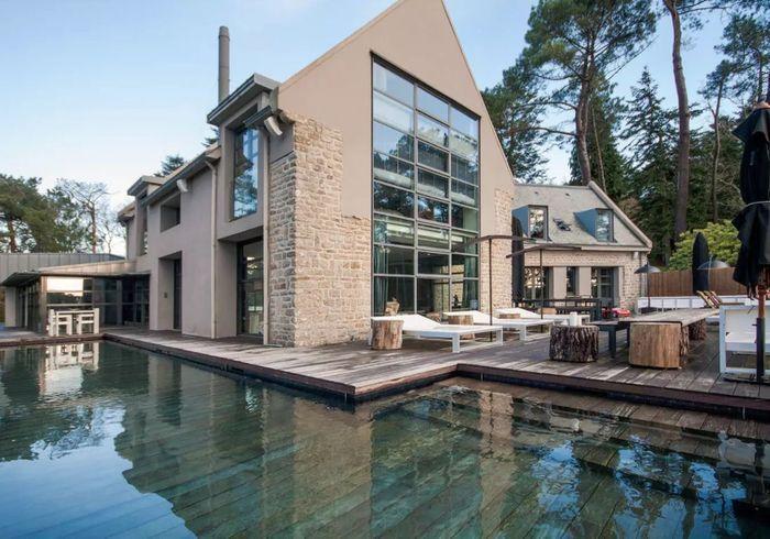 Airbnb bretagne 20 villas maisons et appartements de r ve louer en bretagne elle d coration for Maison luxueuse a louer