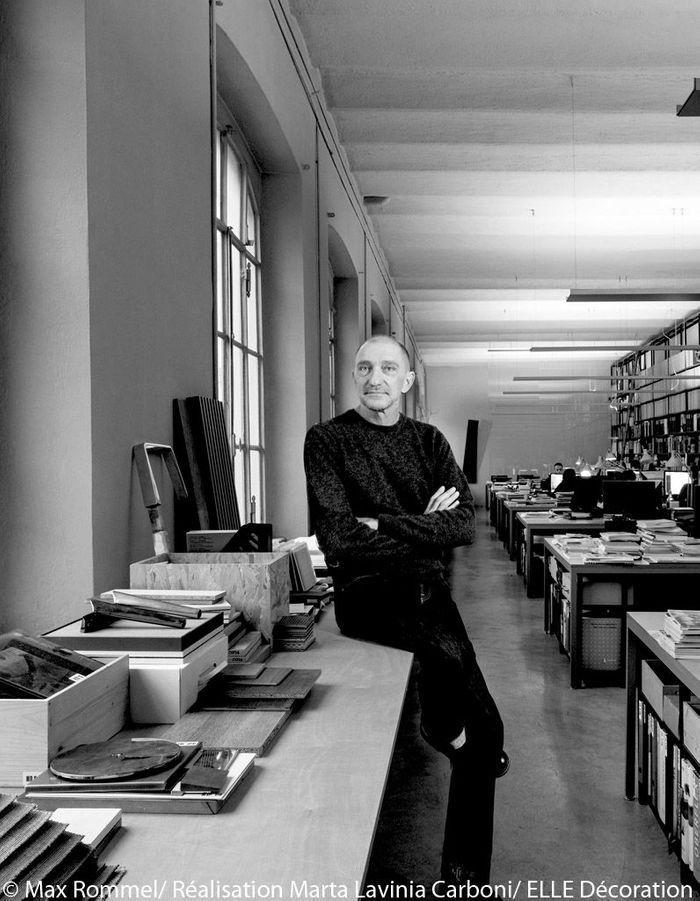 Les bonnes adresses de Rodolfo Dordoni, designer éclectique