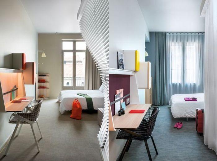 Chambre hotel design