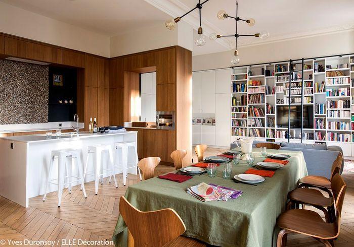 Appartement haussmannien : comment décorer un appartement ...