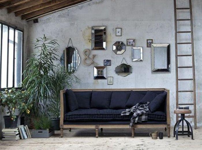 Un loft scandinave au style authentique