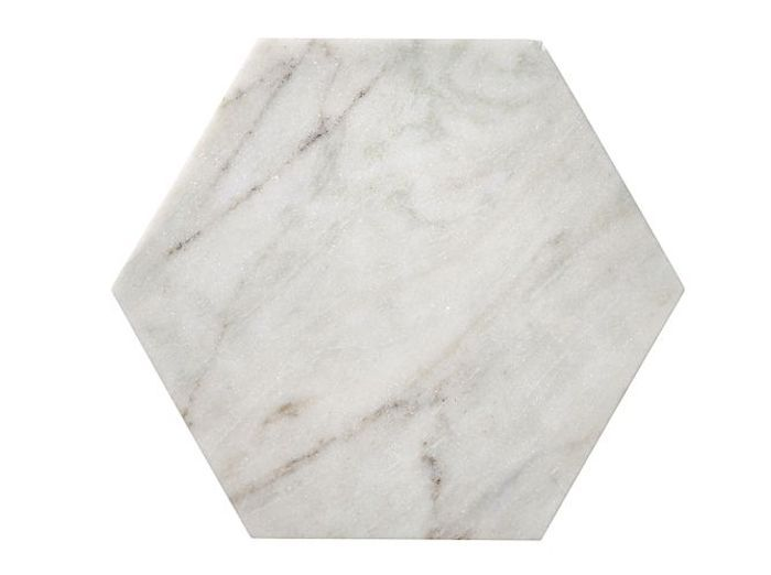 Un dessous de plat en marbre très en vogue