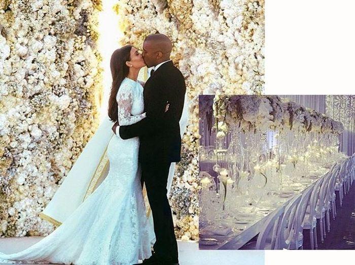 La décoration de leur mariage