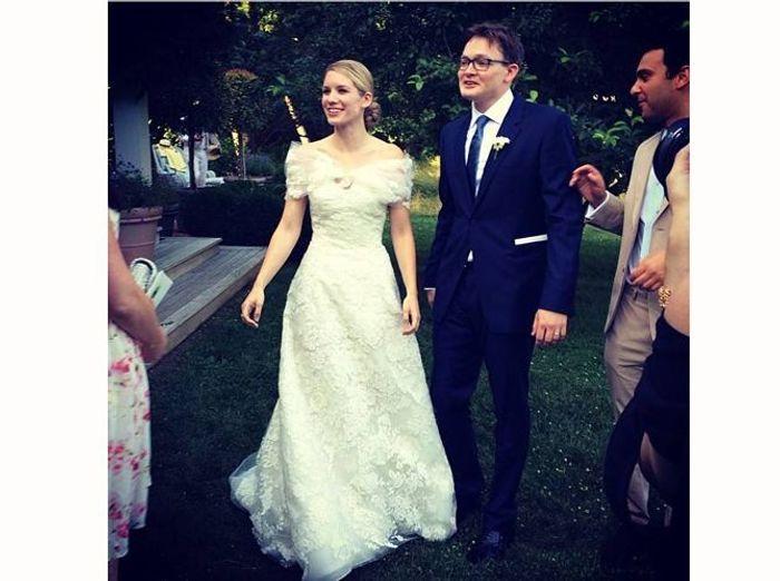 Le mariage de Charlie Shaffer et Elizabeth Codry