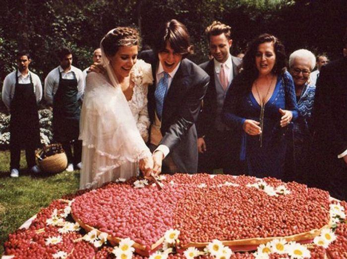 Le mariage de Margherita Missoni et Eugenio Amos