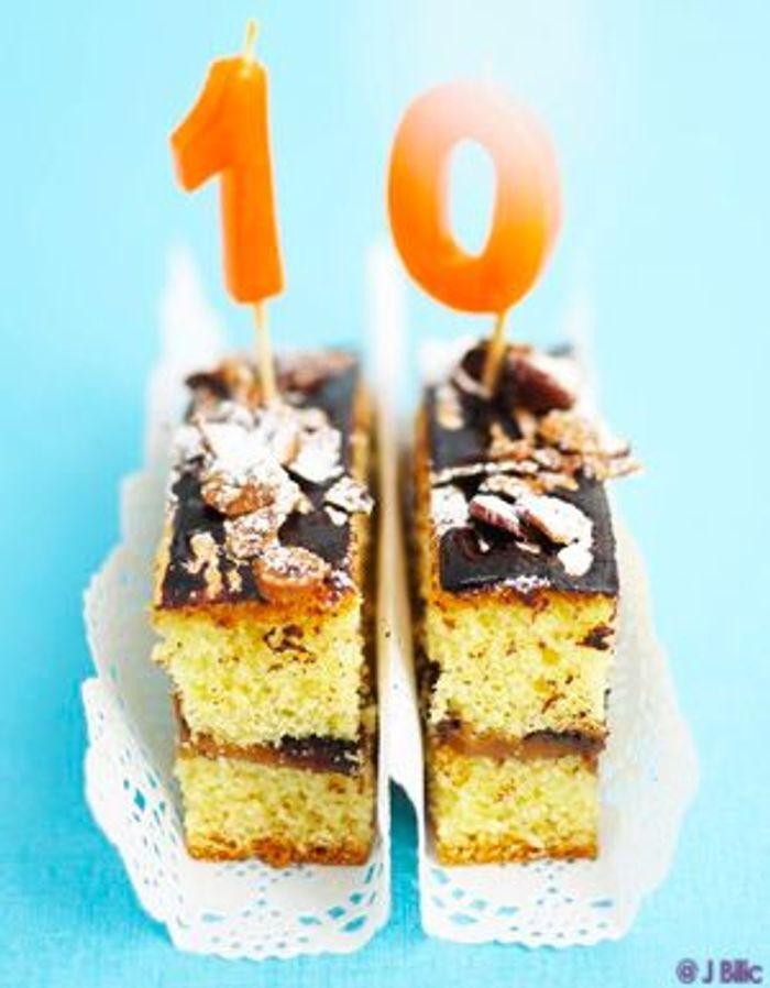 Gâteau façon moka