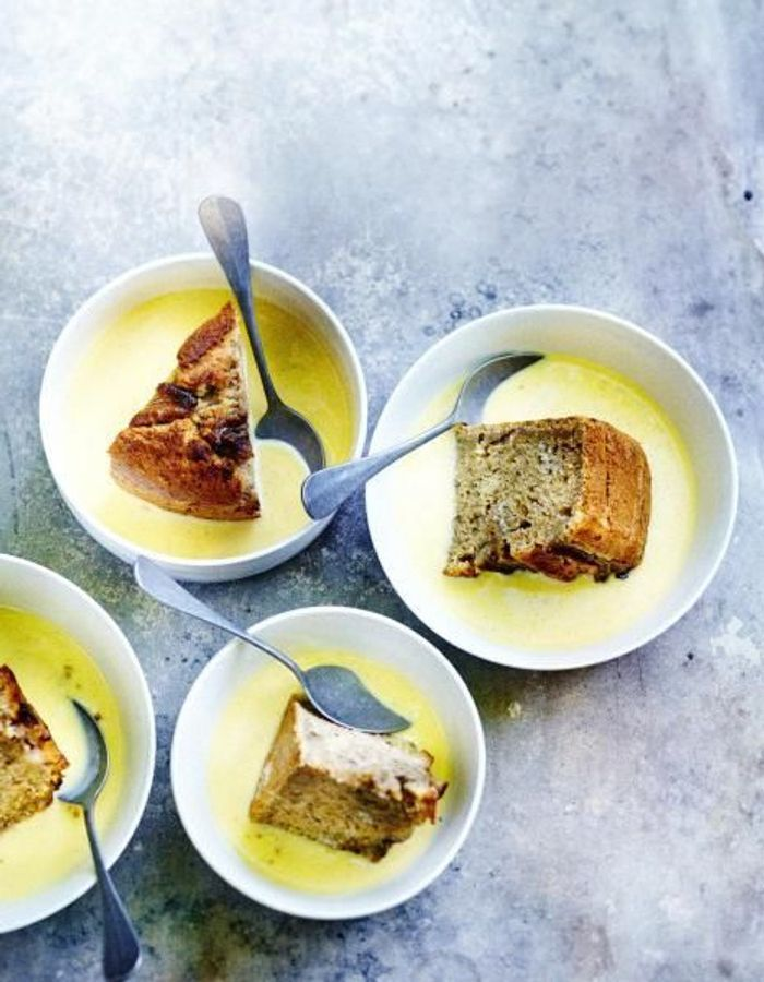 25 desserts 100% banane