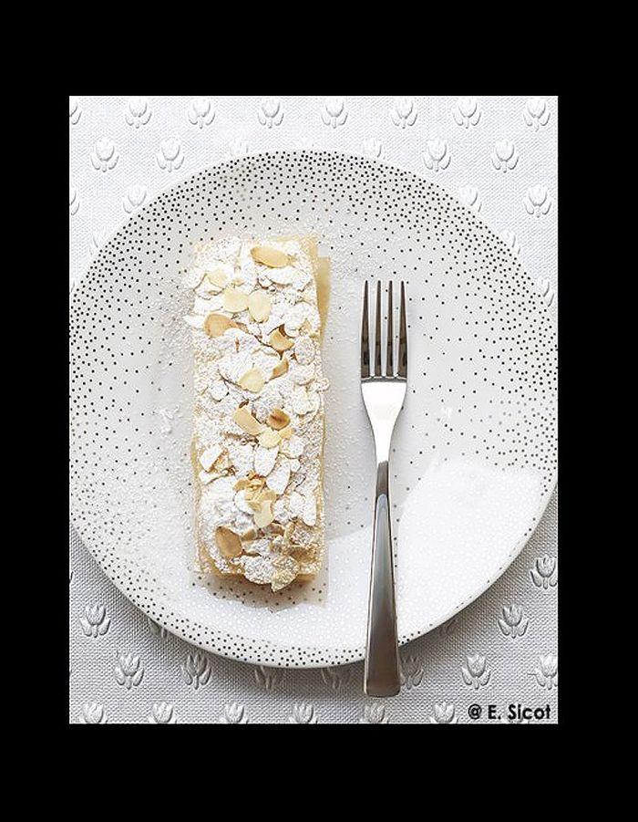 Galette express crunchy et plus légère