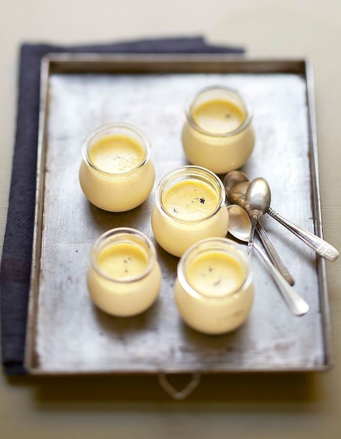 La crème dessert, douceur d'enfance