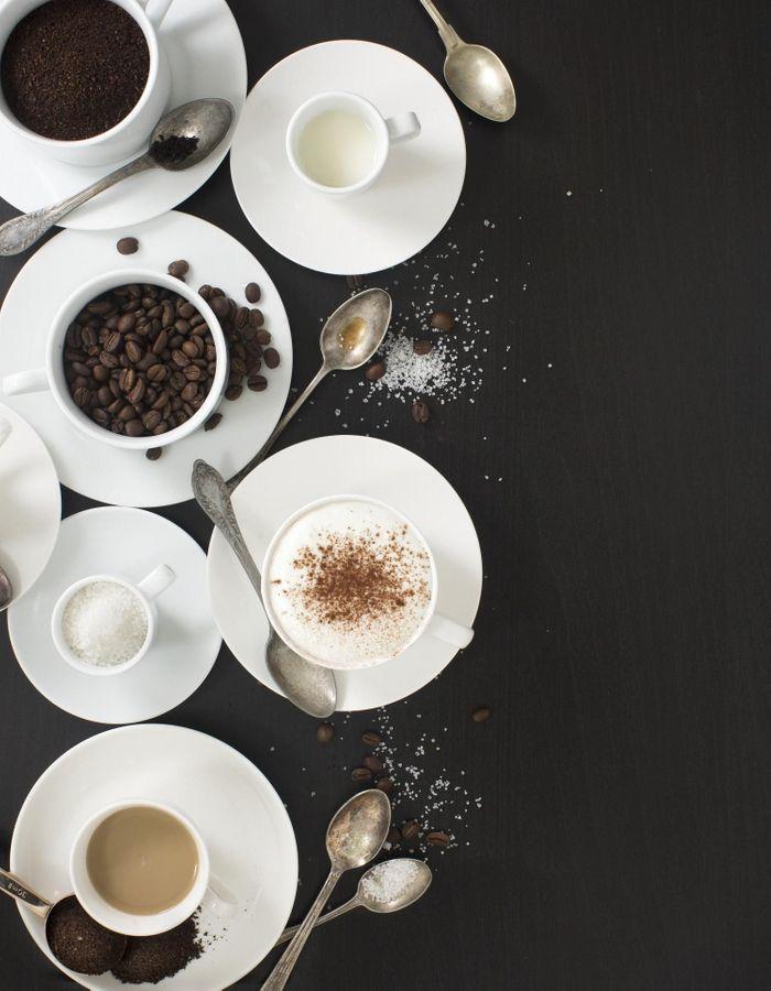 Nos meilleures recettes à base de café