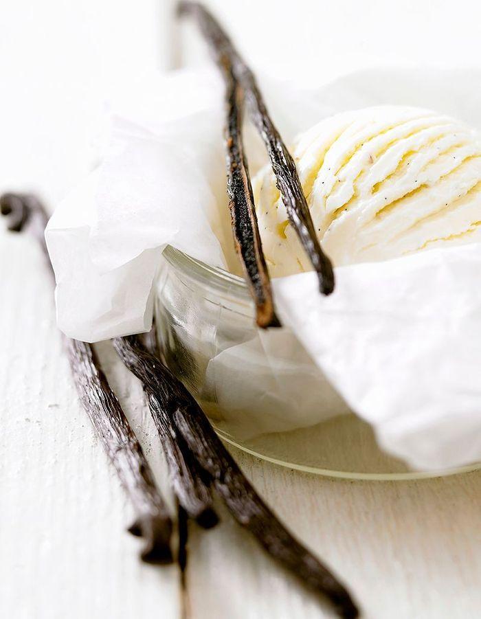 Nos recettes infiniment vanille
